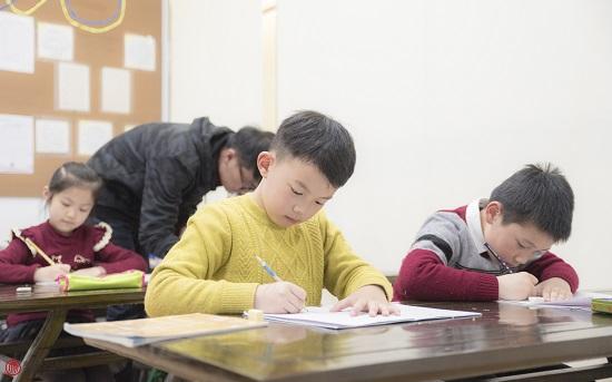 送孩子上书法培训班前必看的4点建议
