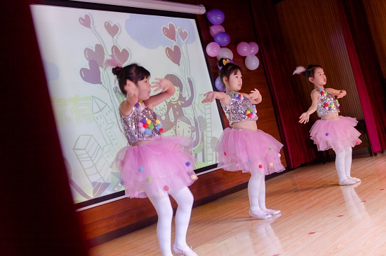 家长必看——幼儿学习舞蹈的误区!