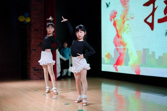 孩子要学会这样学习拉丁舞!