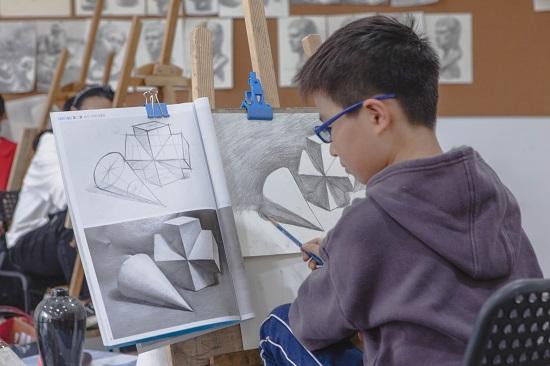 原来学画画的孩子,未来可以从事这么多高端行业!