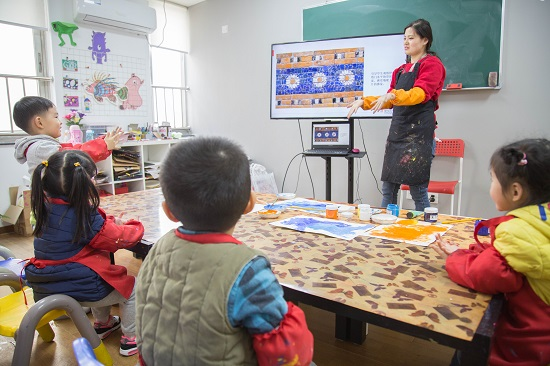 孩子学画画没有灵感,无从下笔?90%孩子都会遇到的问题!