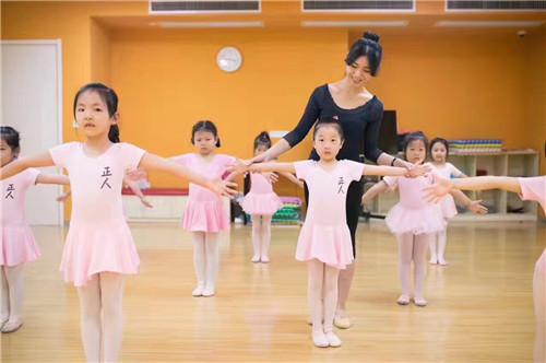 给孩子报舞蹈考级,好处多多