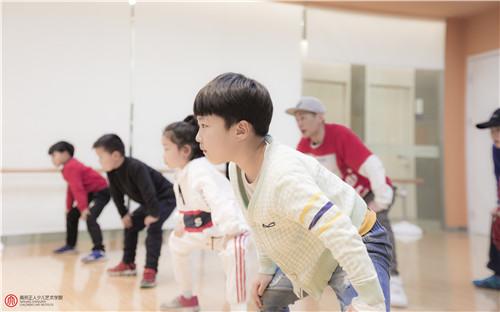 为什么要让孩子学习街舞?