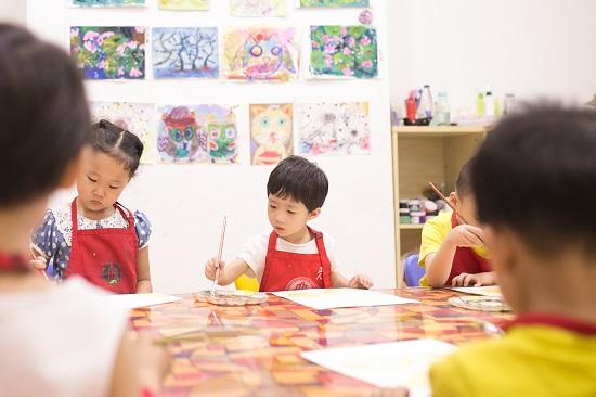 孩子画画不好看,到底适不适合画画呢?