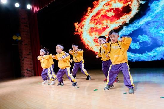 孩子适合学习街舞吗?看这几点有没有中招!