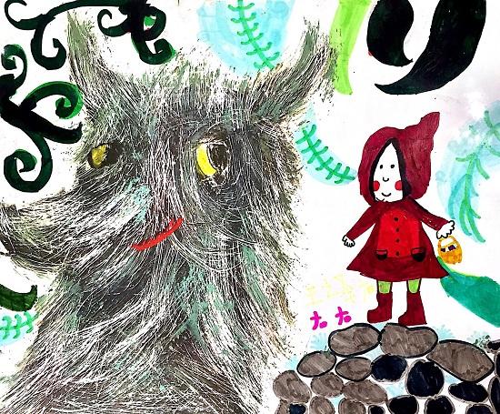 儿童画画就是色彩拼接?这样想就大错特错了!