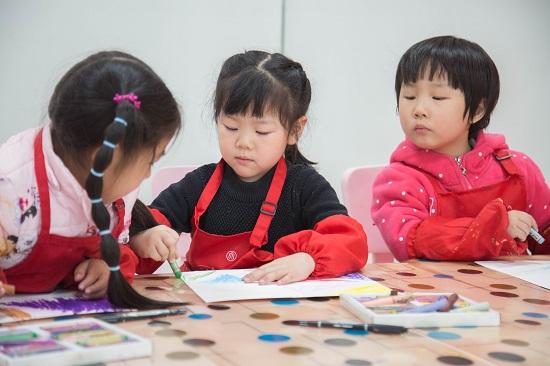 孩子学画画第一步,应该做什么?