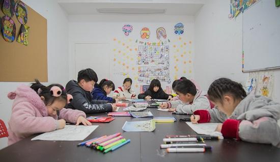如何为孩子挑选一个负责任的美术绘画班?