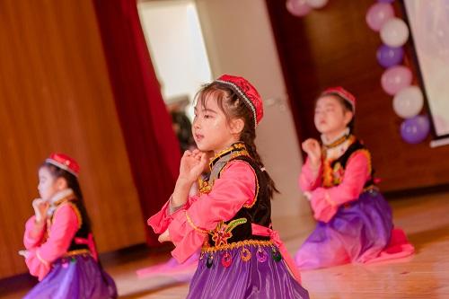 孩子学习舞蹈是为了以后不留遗憾!