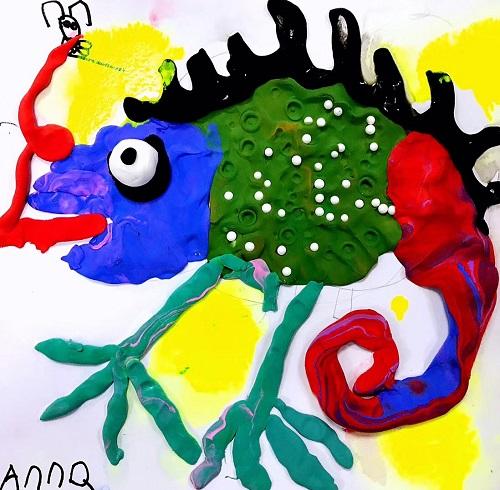 家长陪孩子画画时能做些什么?
