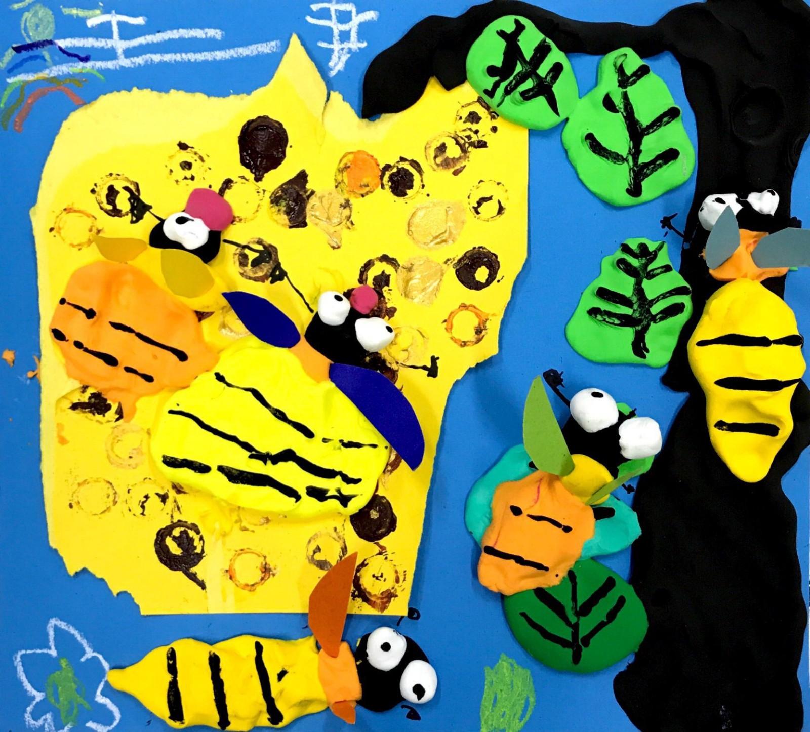如何正确的引导孩子进行艺术创作?