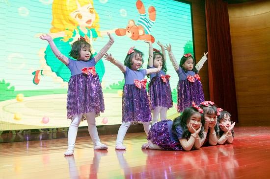 孩子学习中国舞,不仅仅是在学习舞蹈!