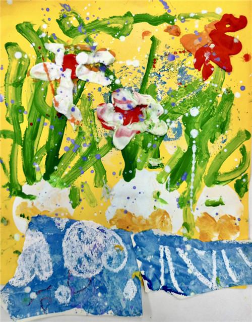 不懂美术的家长,如何对孩子进行美术启蒙?