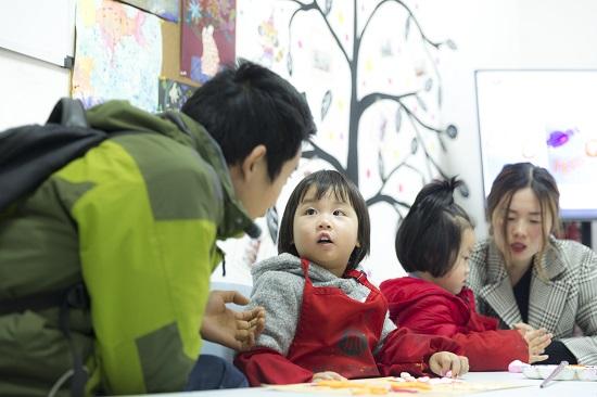 孩子画画没有进步怎么办?以下三点教你了解孩子的想法!