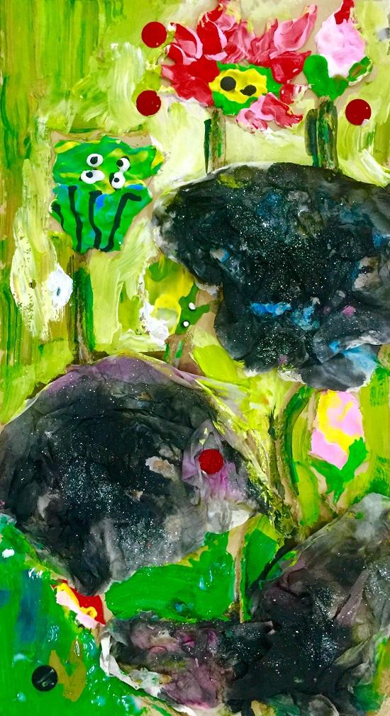 绘画思维对孩子绘画布局的作用家长都知道吗?