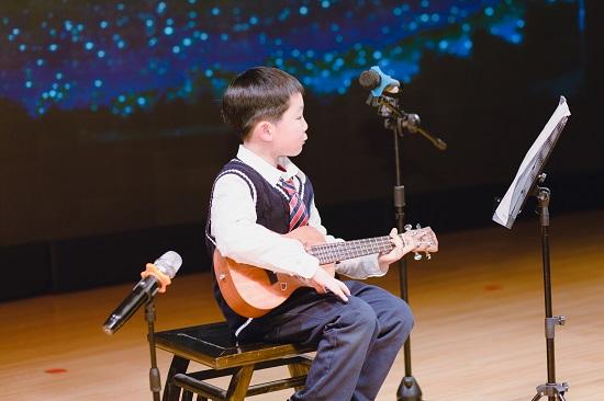 孩子学习乐器,多的是一种情感发泄的方式!
