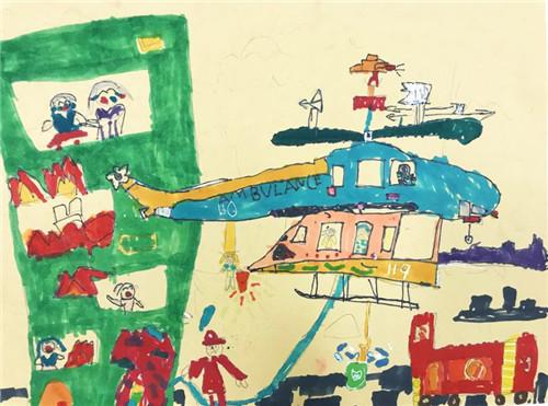 美术和孩子的语言沟通能力是息息相关的哦