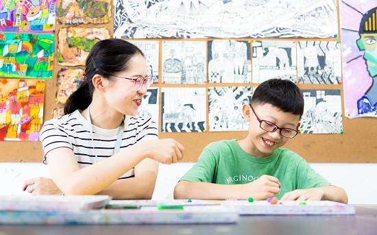 孩子学绘画后,比其他人多了这些独特之处!