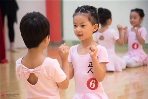 孩子学舞蹈,家长不能干预太多