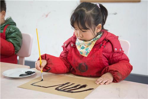 孩子学画画是一个非常漫长的过程