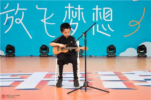 为什么孩子要学音乐