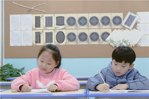 孩子学书法能收获什么