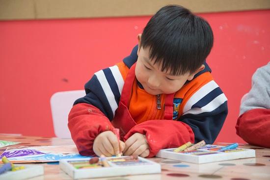 怎样培养孩子对艺术学习的兴趣
