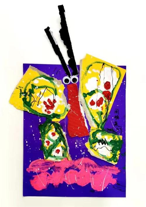 孩子学画画,孩子为什么喜欢填色画