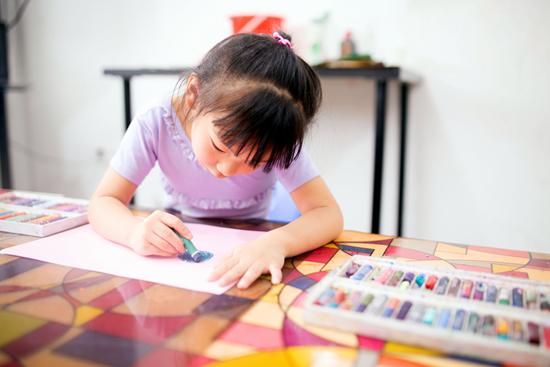 孩子只喜欢画一样东西怎么办?