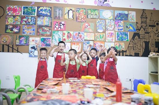 幼儿为什么更喜欢去艺术班画画?