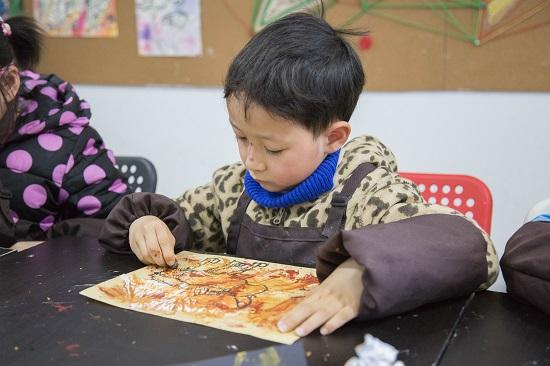 孩子画不好:家长的观念影响很重要!