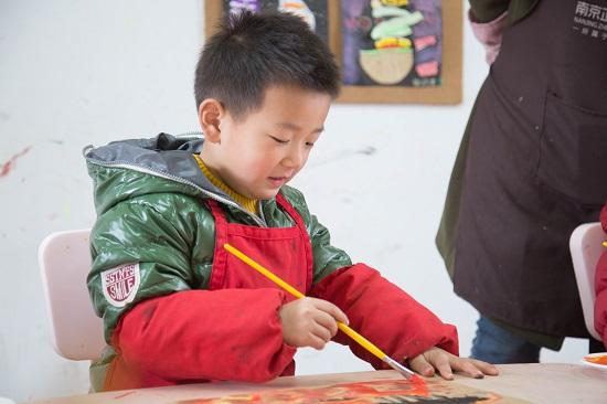 """少儿绘画,家长""""好为人师""""很不好!"""
