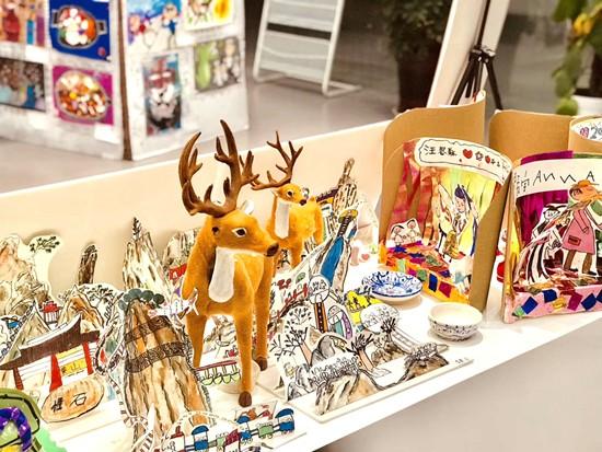 在南京小孩子学美术到哪里比较好?