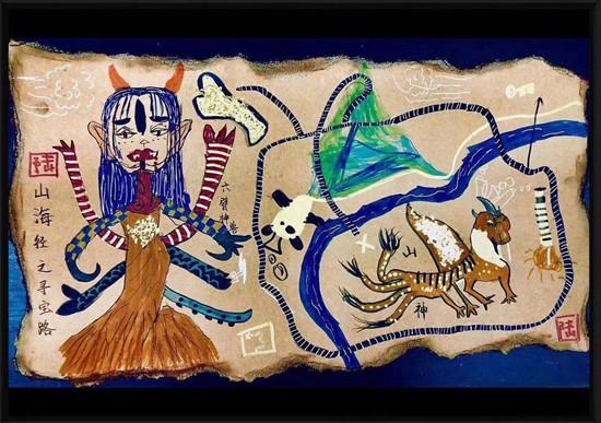 孩子学习文化课很重要,但是艺术学习也必不可少