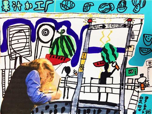 孩子画画,他们画的是什么?