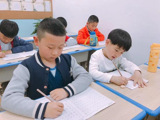 孩子学习硬笔书法从哪些方面入手比较好