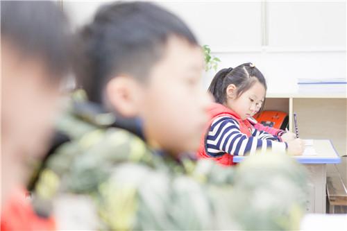 让孩子学习书法的意图是什么?