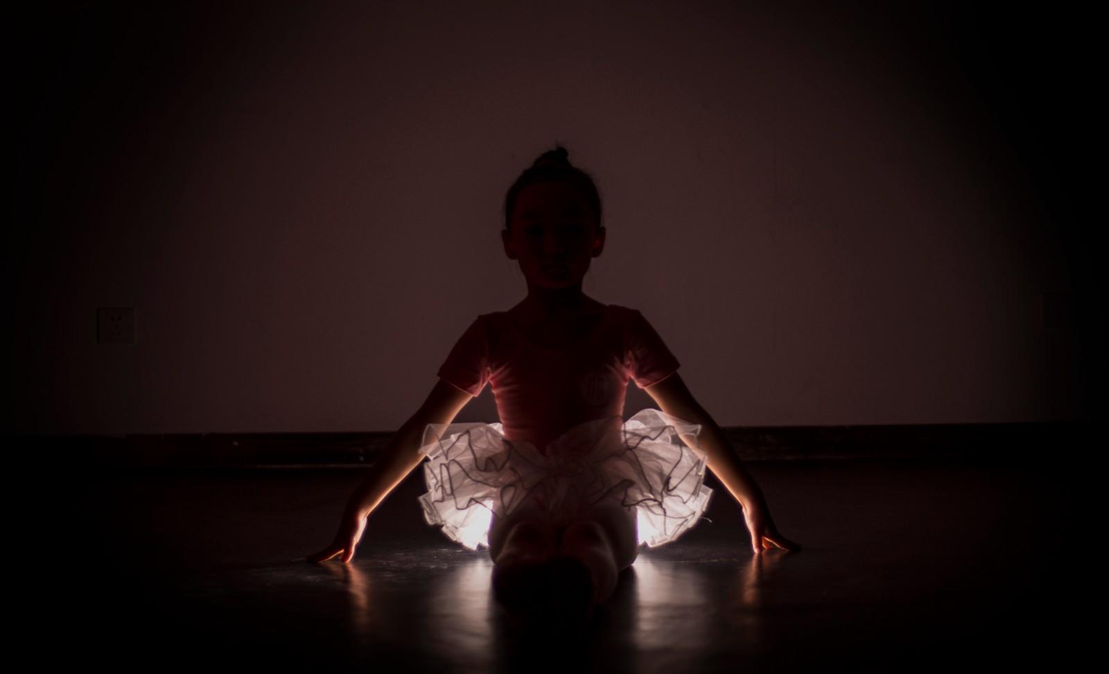想要学好舞蹈,辛苦是必然的