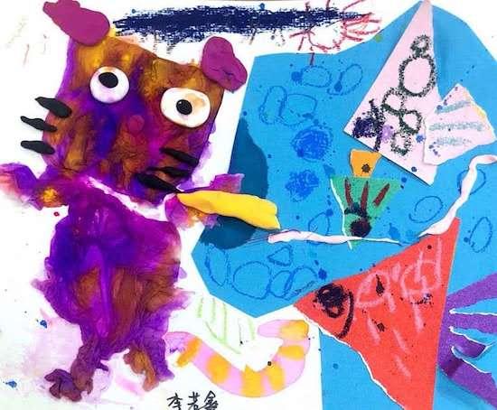 孩子画得画我都看不懂,歪七扭八的,家长该怎么看
