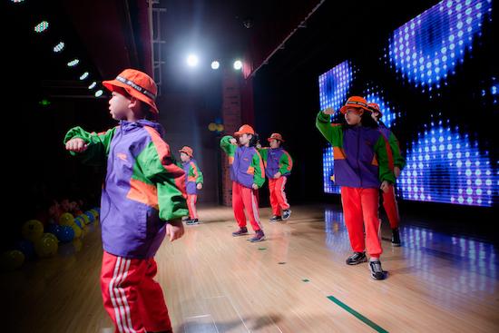 儿童教育中,街舞是不是一种选择?