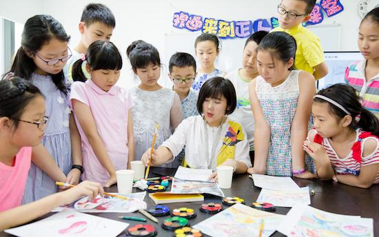 老师,我小孩学画画为什么没有进步?