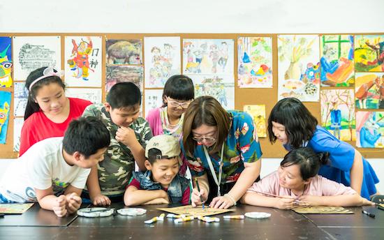 美术教育究竟教育我们的孩子什么?