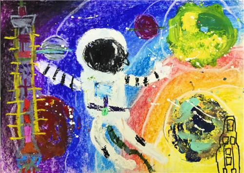 从小学画画和没有学画画的孩子有什么区别?