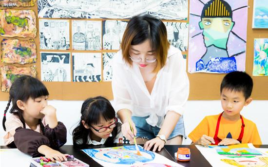 家长不可不知的美术教育究竟对孩子有多重要!