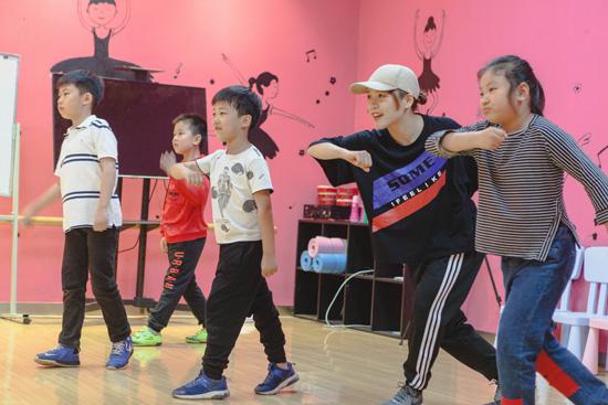 """学习舞蹈一定要""""讲究""""!"""