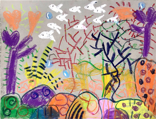 4—6岁,孩子学画画的黄金时期!家长需把握!