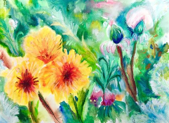 你希望孩子幸福吗?画画,可以让孩子的一生更幸福!