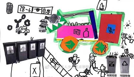 你知道吗?孩子的随手涂鸦,可能就是未来的大作呀!