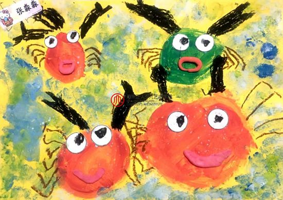 孩子画画太幼稚不是问题,不幼稚才是问题!