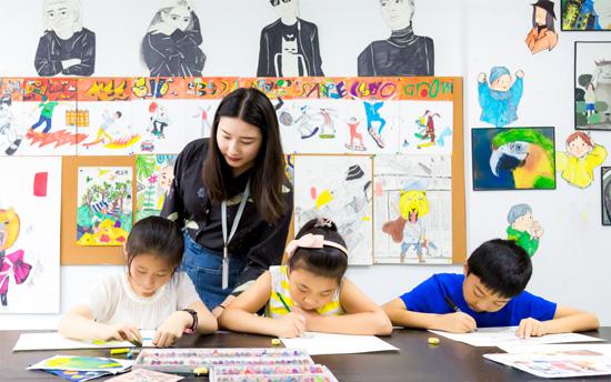 孩子学美术,家长太过焦虑可能会害了孩子!